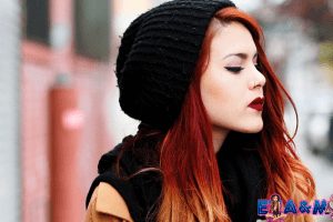 Makeup Secret to Go Great with a Beanie